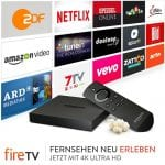 Amazon Fire TV Smart TV Box