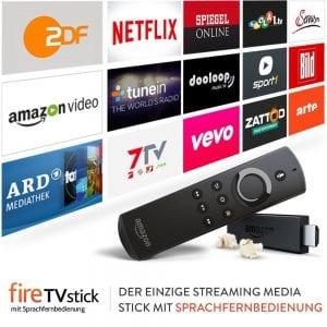 Fire TV Stick Smart TV