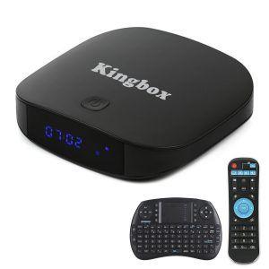 Kingbox K1 Plus Smart TV Box