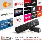 Fire TV Stick Smart TV