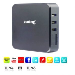 Juning OTT Smart TV Box