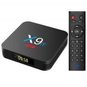 Bqeel X9T Smart TV Box