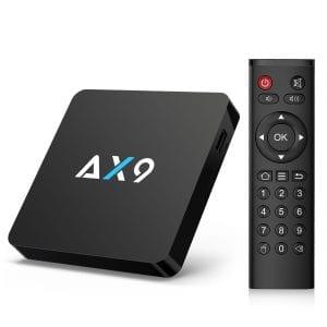 Bqeel AX9 Smart TV Box