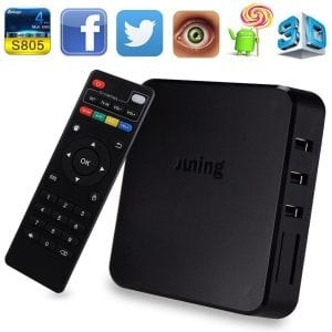 Juning Smart TV Box