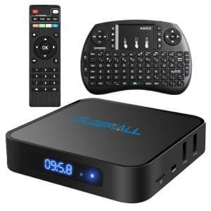 Globmall X1 Smart TV Box