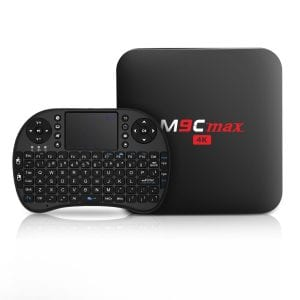 Bqeel M9Cmax Smart TV Box