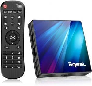 Bqeel R1 Plus Smart TV Box