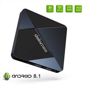 Dolamee 9.0 Smart TV Box