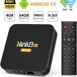 NinkBox N8 Plus Smart TV Box
